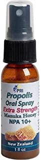 PRI Propolis Manuka Honey Oral Spray 1 Ounce
