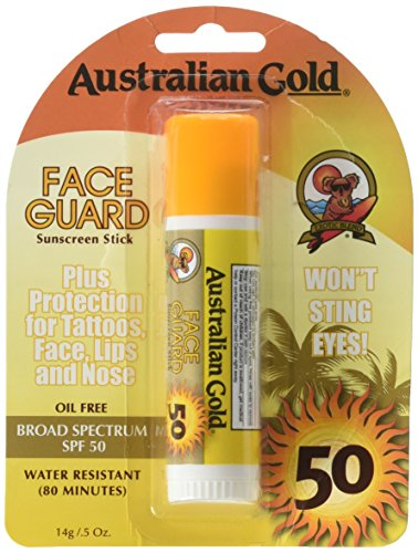 Australian Gold Sonnenschutz-Stick, 1er Pack(1 x 14 milliliters)