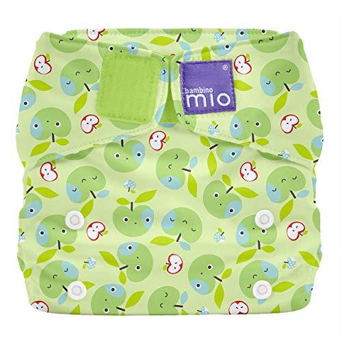 Bambino Mio SO APP Bambino Mio, miosolo All-in-One Stoffwindel, Aufgeweckter Apfel, mehrfarbig 165 g