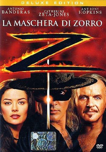 La Maschera Di Zorro (Deluxe Edt.)
