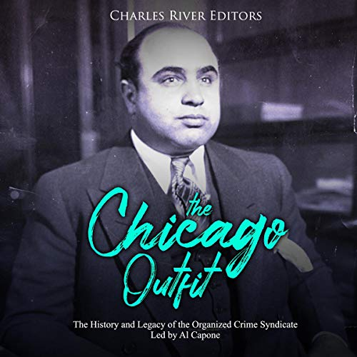 The Chicago Outfit audiobook cover art