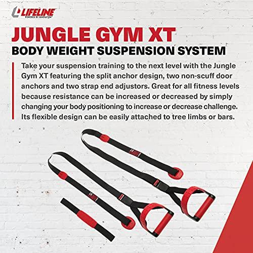 Lifeline Jungle Gym Suspension Trainer