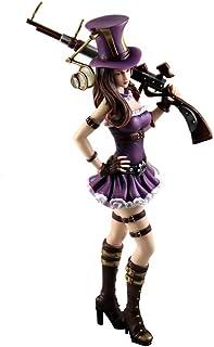 Duzhengzhou League of Legends Le shérif de Piltover Caitlyn PVC Figure