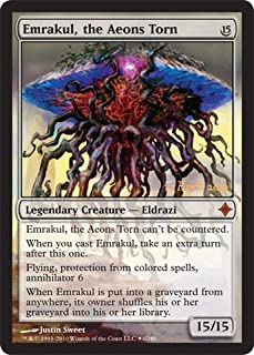 Magic: the Gathering - Emrakul, the Aeons Torn (4/248) - Prerelease & Release Promos - Foil