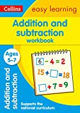 Addition and Subtraction Workbook Ages 5-7: Ideal for Home Learning (Collins Easy Learning KS1)