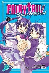 Fairy Tail - Blue Mistral Nouvelle édition Tome 3