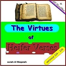 The Virtues Of Heifer Verses. Surah Al-Baqarah sentence 229 - 235