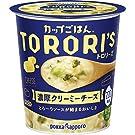 ポッカサッポロ カップごはんトロリーズ 濃厚クリーミーチーズカップ ×6個