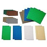 LEGO Education Small Building Plates Set 4646267 (22 Pieces)