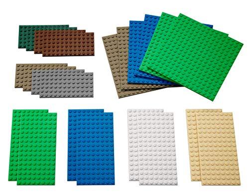 LEGO Education, 9388 - Kleine Bauplatten