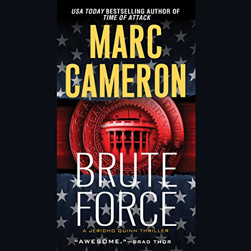 Brute Force audiobook cover art