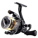 lqgpsx Fishing Reel Spinning Reel 13KG MAX Drag Power Bass Carp Carpetas De Pesca Treant II 5.0: 1/6.2: 1 1000H 2000H 3000H 4000H, Treant II 4000H