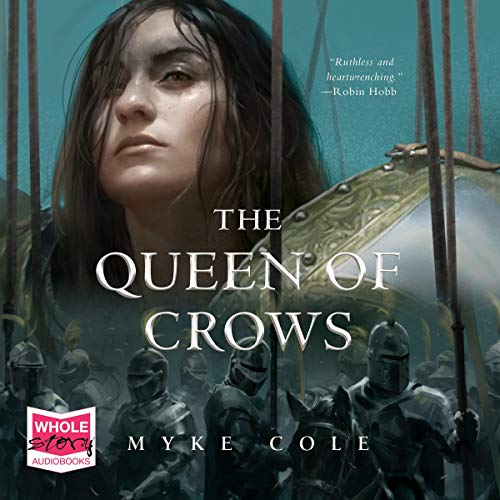The Queen of Crows cover art