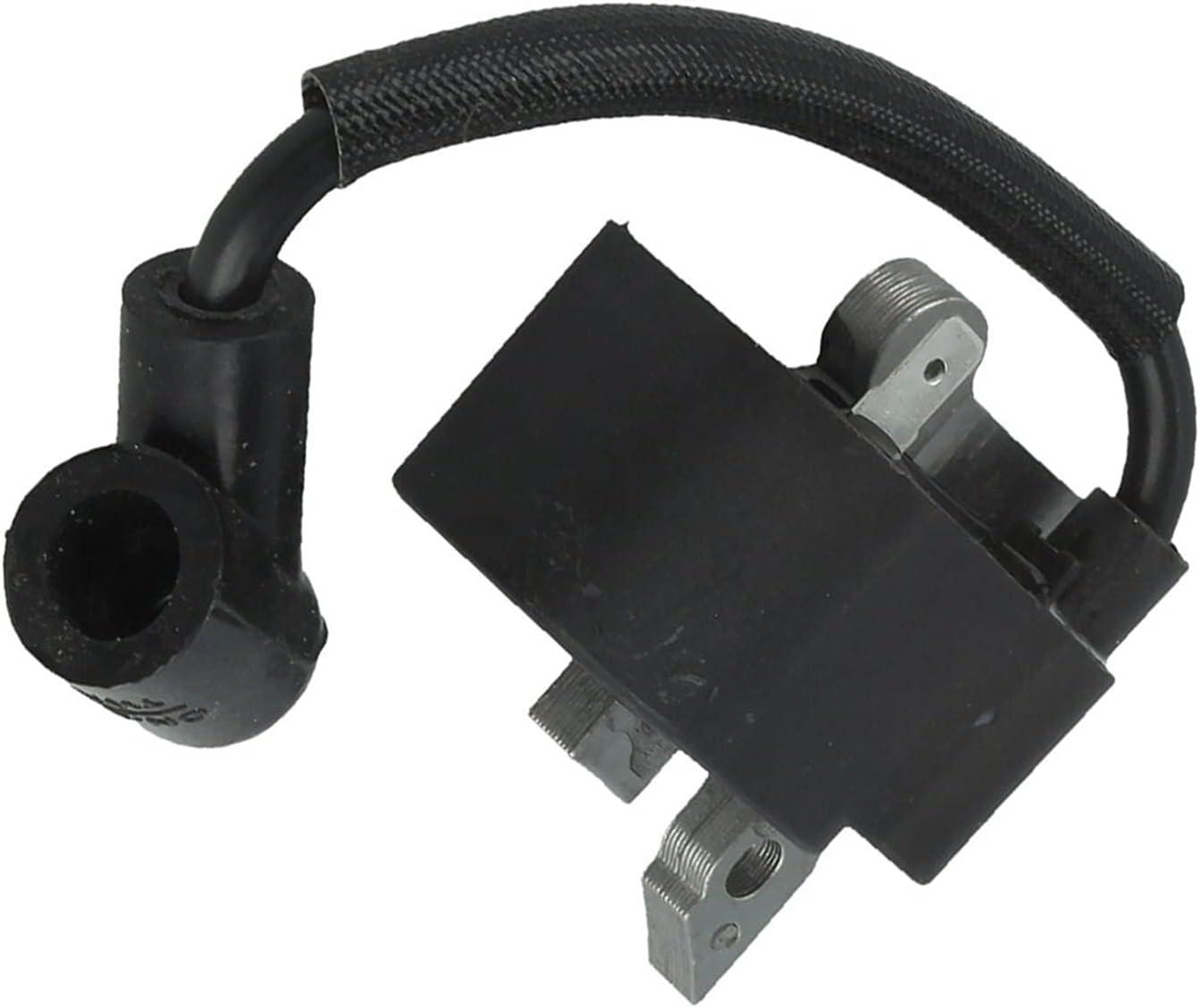 HCO-YU Reemplazos del Motor del cortacésped de la Bobina de Encendido Fit para Husqvarna 120 Mark II 236 236E-5758035-01 para McCulloch CS340 9666314-01 9666314-05 9670274-01 Motor Bobina Módulo