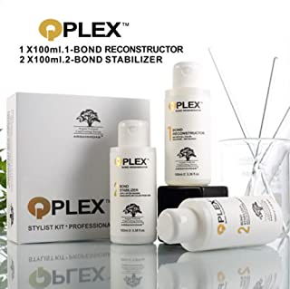 'Qplex Traveling Stylist Kit for All Hair Types kit similar to OLAPLEX