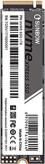 TCSUNBOW 240GB SSD M.2 2280 PCIe Express GEN3.0x4 NVMe unidad de estado sólido NVME 1TB