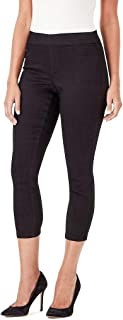 Nine West Womens Heidi Pull-On Skinny Crop Jeans