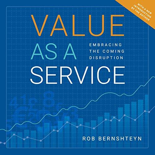 Value as a Service Audiobook By Rob Bernshteyn cover art