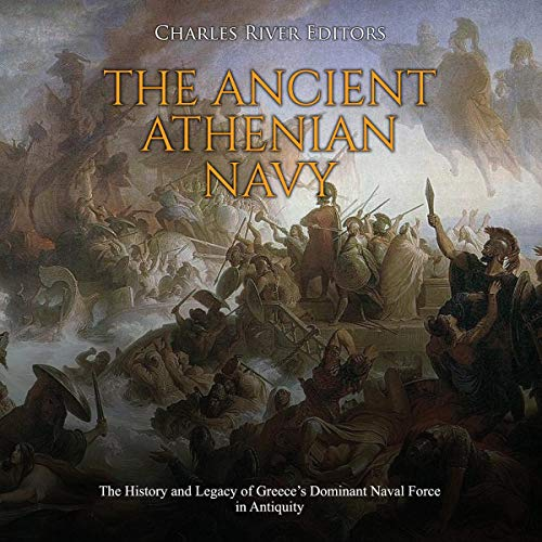 The Ancient Athenian Navy audiobook cover art