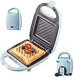 Wsjtt toastie maker. tostapane per sandwich Sandwich Maker Net Red Light Food Maker Macchina per la colazione Macchina per ciambelle, Macchina per waffle, Griglia per pressatura, Macchina per alimenti