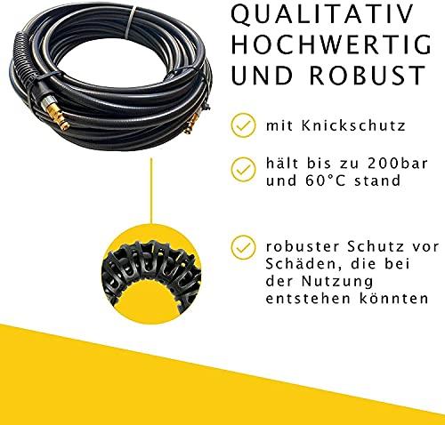 Hochdruckschlauch Quick Connect mit 3 Metern - 5