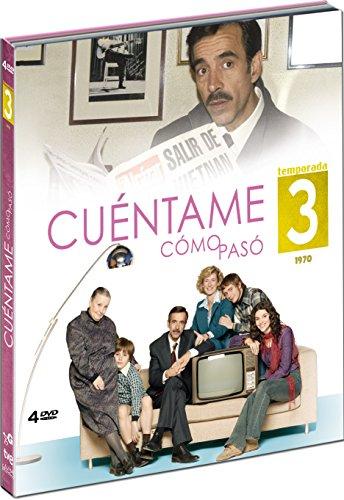 Cuéntame Cómo Pasó - Temporada 3 [DVD]