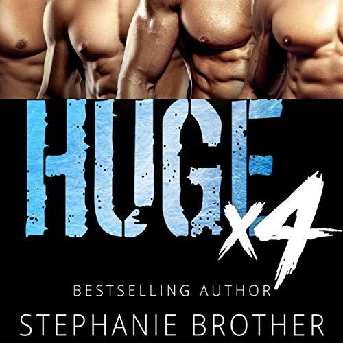Huge X4 audiobook cover art