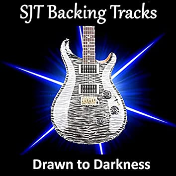 Drawn to Darkness Guitar Backing Track in A Minor