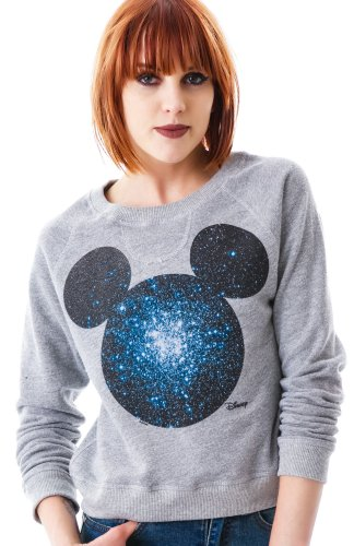 Junk Food Seat-Shirt Cosmic Mickey Clothing - Taille M