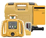 Topcon RL-H5B Self Leveling Horizontal Rotary Laser with Bonus EDEN Field Book|...