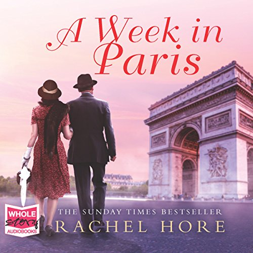 A Week in Paris cover art