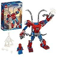 Super Heroes LEGO76146 MarvelSpider-ManMechPlaysetforKids6+YearOld