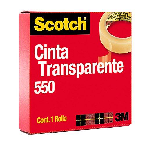 cinta adhesiva cristal fabricante 3M Scotch SOSD
