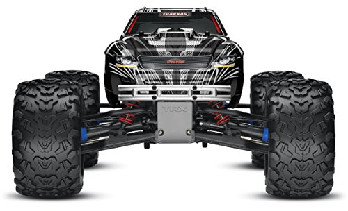 Traxxas T-Maxx 3.3: Powered 4WD Maxx Monster Truck (Maßstab 1/10)