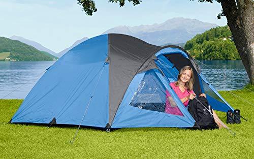 Berger Kuppelzelt Kiwi NZ 3 Campinzelt Zelt Festival Trekkingzelt Zeltlager Schlafzelt Camping Reise