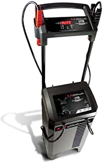 Schumacher SC1326 6/12V Wheeled Fully Automatic Battery Charger and 40/275A Engine Starter