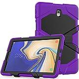 Lobwerk SM-T830 T835 - Funda para Samsung Galaxy Tab S4 10.5' (Incluye Protector de Pantalla y...