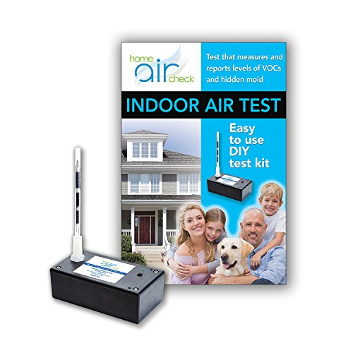 VOCs and Active Mold Test - Indoor Air Quality by Home Air...