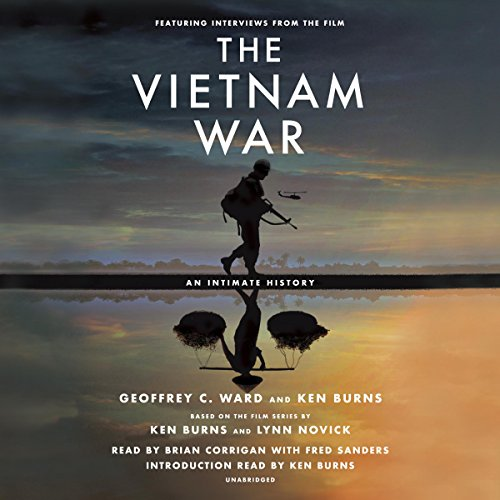 The Vietnam War audiobook cover art