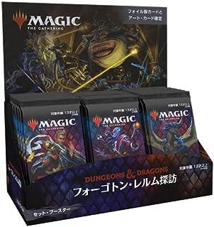 MTG マジック・ザ・ギャザリング フォーゴトン・レルム探訪セット・ブースター日本語版 BOX