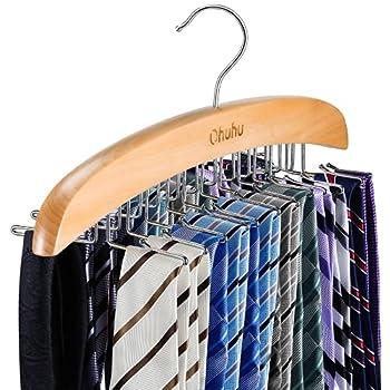 Best wooden tie rack Reviews
