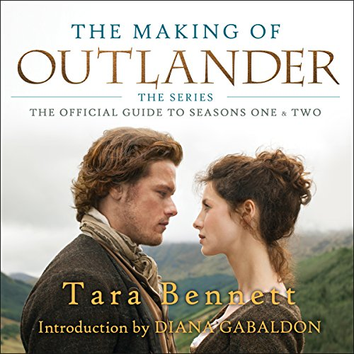 The Making of Outlander: The Series audiobook cover art