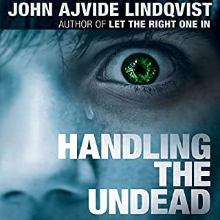 Handling the Undead audiobook cover art