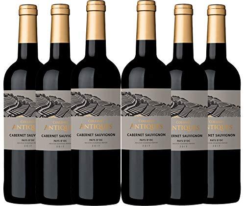 Collines Antiques - Vino cabernet sauvignon, IGP Pays d