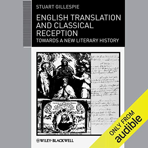 English Translation and Classical Reception copertina