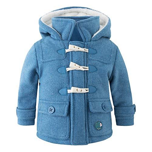 Tuc Tuc Prenda PAÑO Folk Abrigo, Azul (Azul 47), One Size (Tamaño...