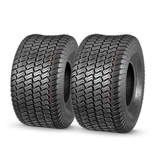 MaxAuto Set of 2 20x10-8 20x10x8 Lawn Mower Cart Turf Tires P332...