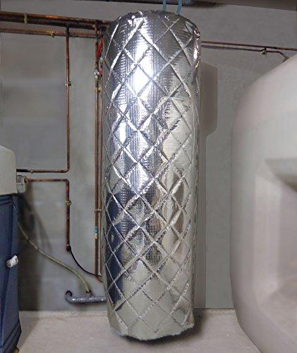 professionnel comparateur Isolation du ballon d'eau chaude ISO-Klima 06970, aluminium choix