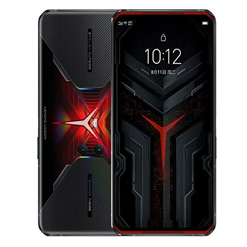 Lenovo Legion Duel 5G 256GB 12GB RAM International Version - Vengeance Red