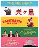 20th Century Fox: Isle of Dogs / Fantastic Mr. Fox / The Darjeeling Limited / Grand Budapest Hotel (BOX) [4Blu-Ray] [Region B] (IMPORT) (Nessuna versione italiana)
